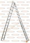 Двухсекционная лестница Эйфель Классик 2х12