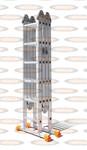 Лестница трансформер Эйфель 2х5+2х6 Классик