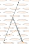 Трехсекционная выдвижная лестница Эйфель Классик 3х11