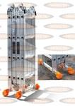 Лестница трансформер Эйфель 4х4 Классик