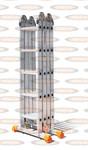 Лестница трансформер Эйфель 4х5 Классик