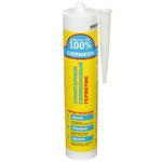 Герметик силиконовый санитарный белый Ремонт на 100%