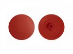 Заглушка под  саморез №2 , Красный кирпич PH №2/PZ №2 (1000шт)