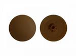 Заглушка под  саморез №2 , Темно-коричневая PH №2/PZ №2 (1000шт)