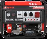 Портативный бензиновый генератор A-iPower A8500TEA 20115