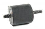 Амортизатор резиновый для виброплиты PC1150FT передний (с двумя шпильками), CHAMPION, КИТАЙ, CNP110019-1