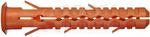 Дюбель для пустотелого кирпича MLK с бортиком 14х90 (50 шт)