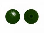 Заглушка под  конфирмат Зеленая (1000шт)
