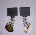 Щетки графитовые для электропилы Интерскол ПЦ-16Т 7х17х14
