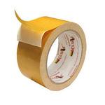 Скотч двусторонний на тканевой основе Kraft 50мм х 25м